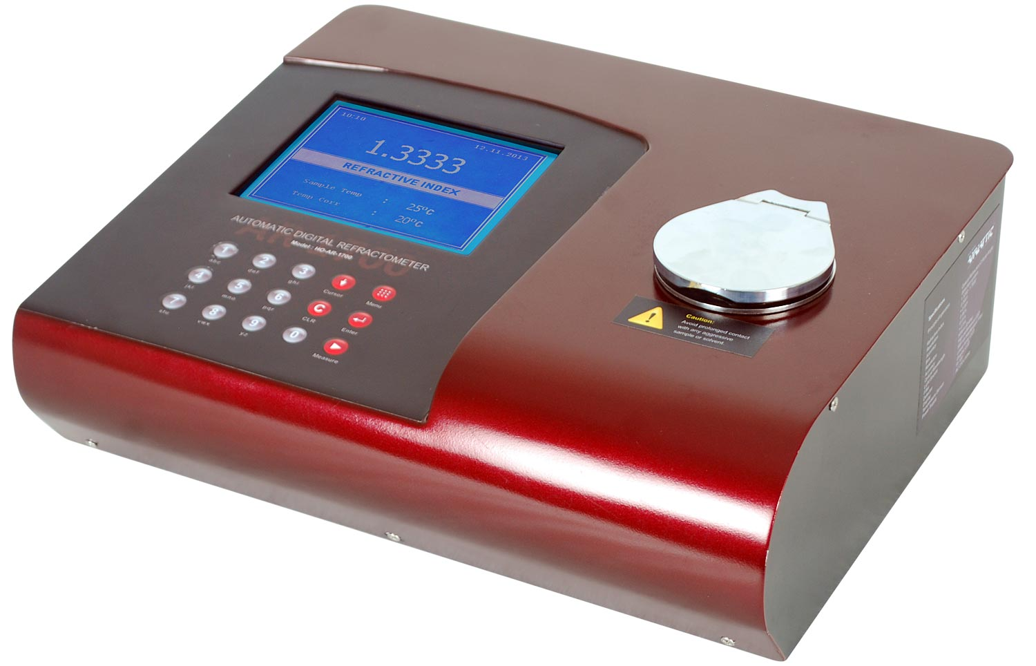 Refractive Index Meter : Automatic refractometer