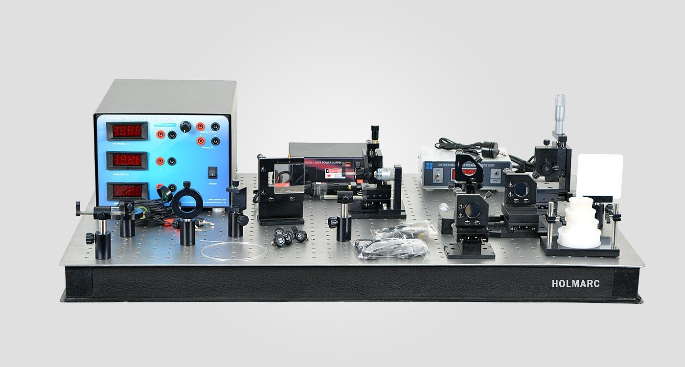 Laser Optics Lab