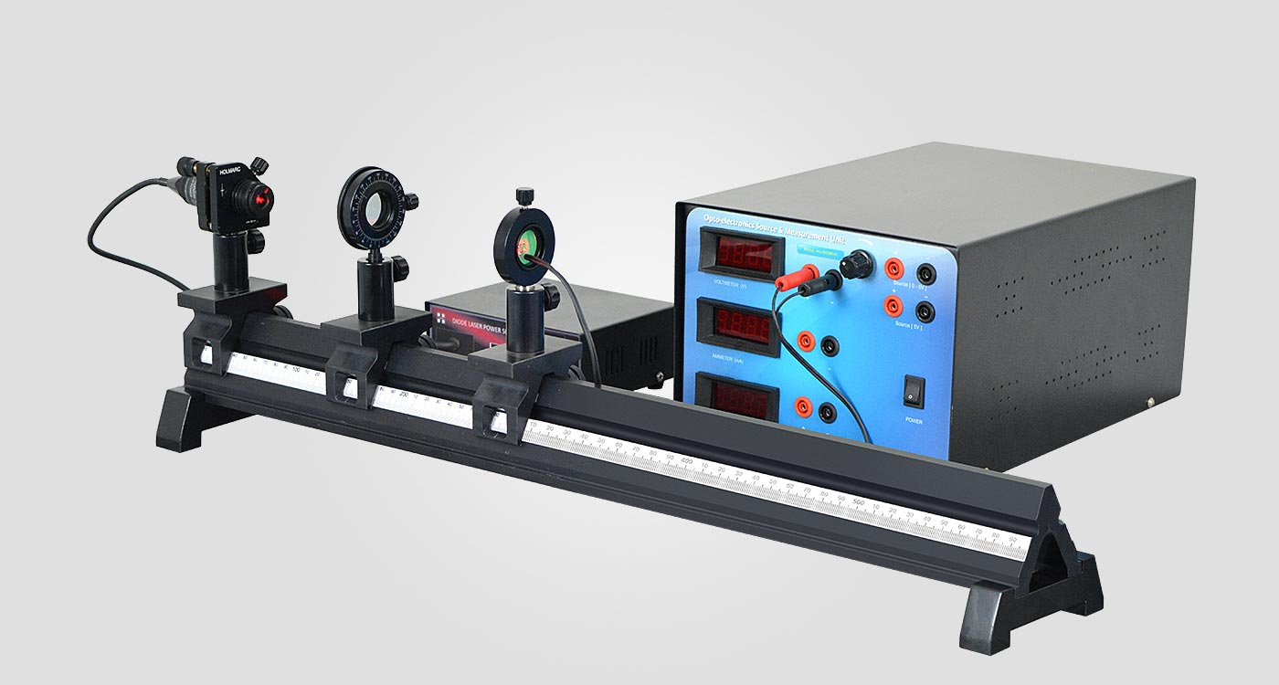 Apparatus For Opto Electronics Characterization