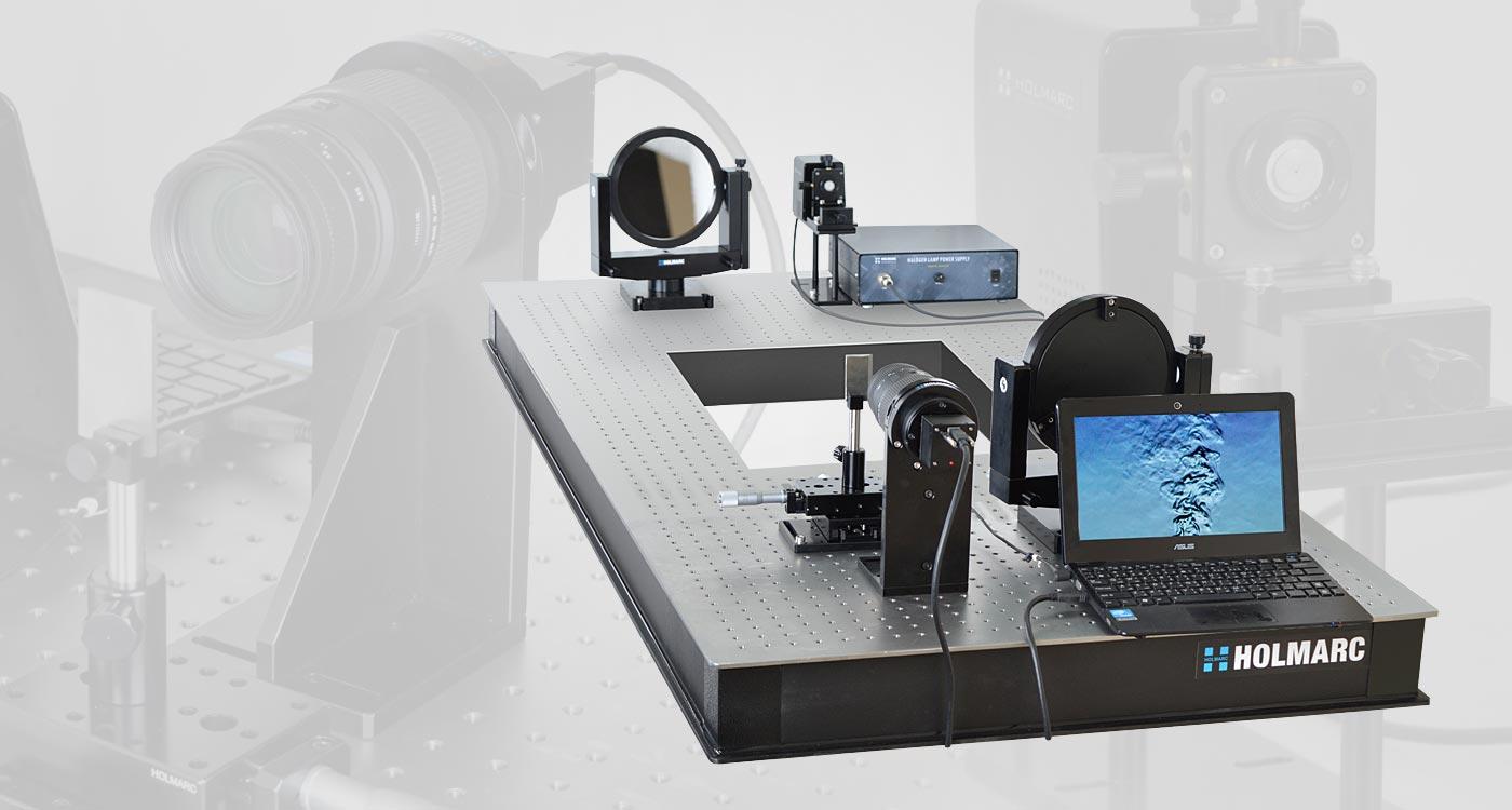Schlieren Imaging System