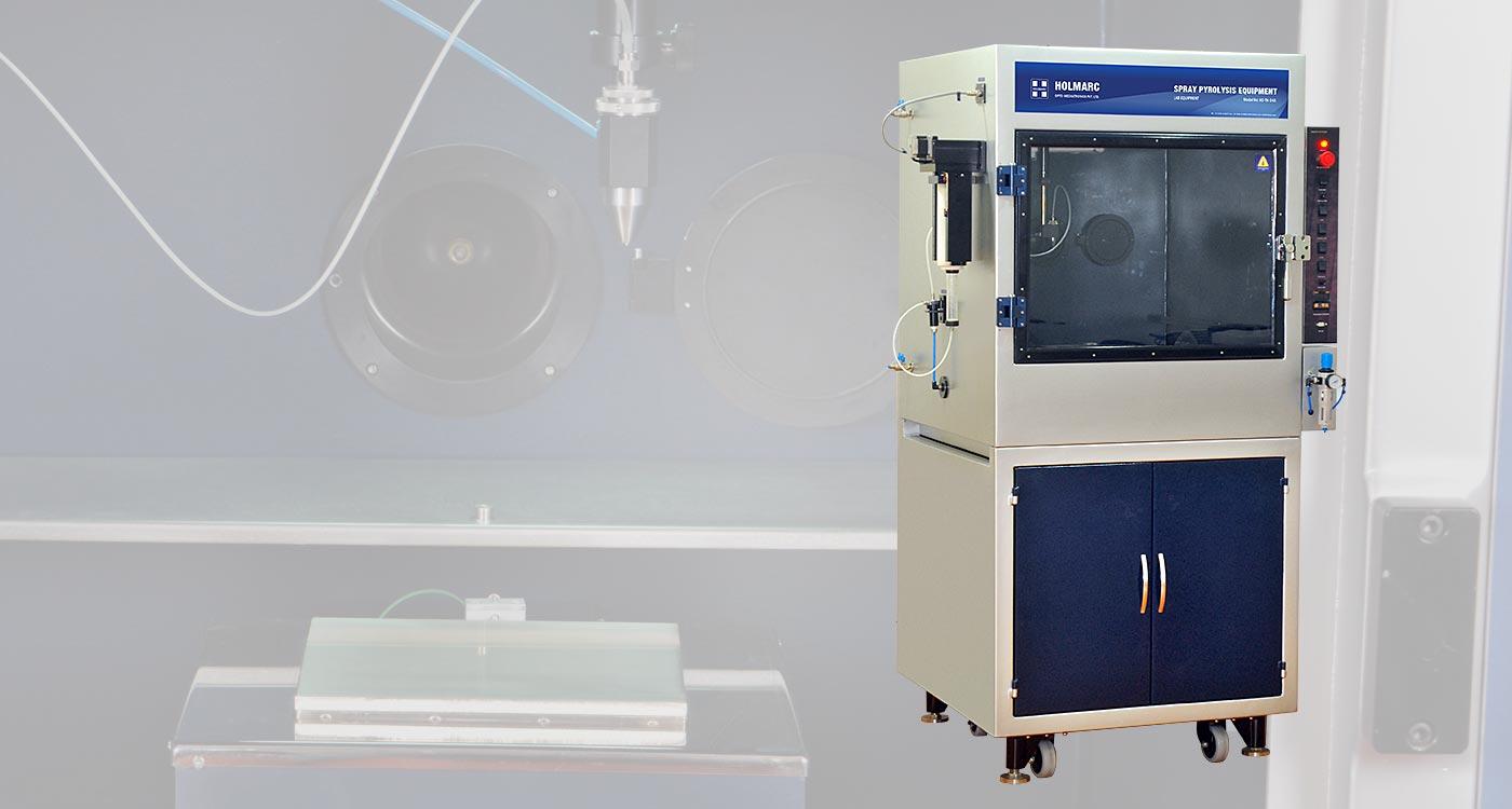 Spray Pyrolysis Equipment Larger Version